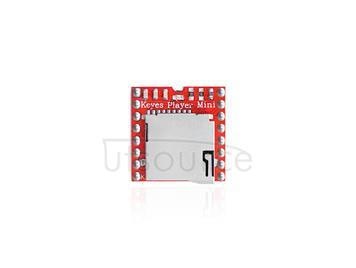 Open-source Mini MP3 Player  Development Module Compatible with Arduino Microcontroller