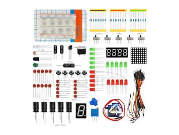 Keyes Universal Component Kit 503A for Arduino Electronic Hobbyists