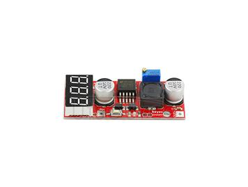Keyes LM2596S DC step-down power supply module (red & environmental-friendly)