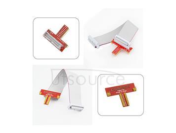 Raspberry Pi GPIO kit(GPIO pinboard+26P expansion line)