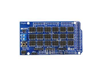 MEGA Sensor Shield V1.0 dedicated sensor expansion board
