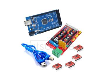 3D control board kit RAMPS 1.4+2560 main control board+4988 drive
