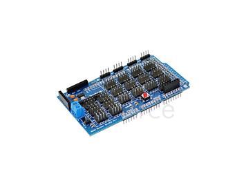 Arduino MEGA Sensor Expansion Board V1.1(containing Xbee wireless data transmission bluetooth serial SD interface)