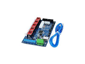 KEYES 3D printer control board MKS Gen V1.2(with USB line and DRV8825 drive)