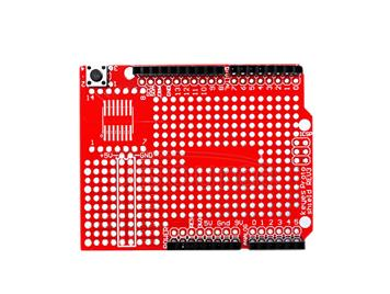 KEYES Expansion Board for Arduino Proto Shield UNO R3?