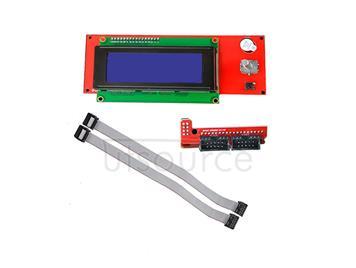 3D printer reprap smart controller Reprap Ramps 1.4 2004 LCD control