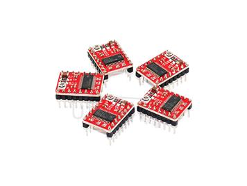 3D pinter StepStick DRV8825 stepping motor drive Reprap four-layer PCB board