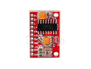 Super-mini Digital Amplifier Board/ Small Amplifier Board/ USB Power Supply/High-power 3W Double Track