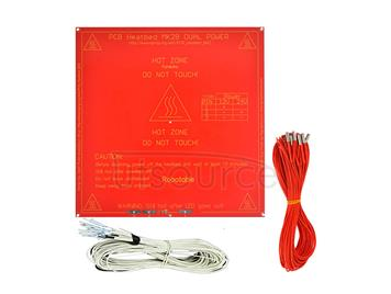 RepRap mendel PCB Heated MK2 for Mendel 3D printer hot bed