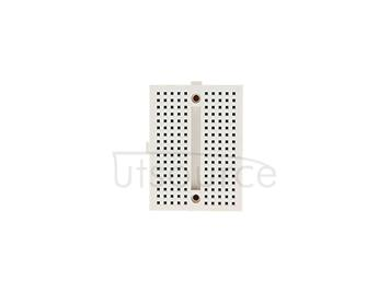 SYB-170 Mini Breadboard for DIY Project - white