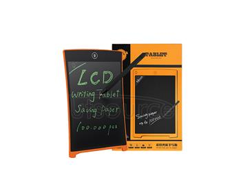 Magnet LCD Writing Tablet/Electronic Drawing Board/touchscreen 12inch—orange