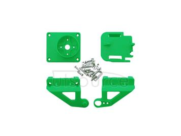ABS Cradle Head Accessory Parts Set for FPV - Green