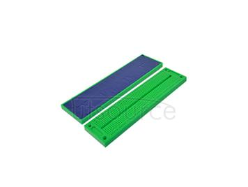 [open source hardwar]green breadboard SYB-120/ 4.6cm in width,17.7cm in length