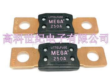 United States litt fusible fuse MEGA 250A 32V bolt type car battery cable protection.