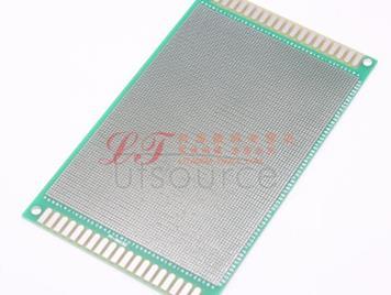 Single side tin plate 12*18cm 120*180mm thickness 1.6mm universal board board hole board test board.