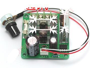CCMHCN dc motor controller PWM dc motor regulator PLC 6V12V36V60V90V15A.