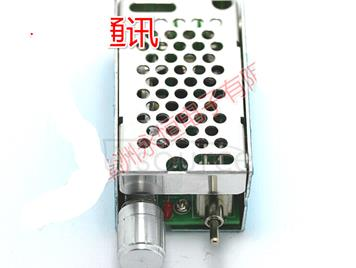 The CCM2NJ PWM dc motor governor has a stepless variable speed, and the pulse width motor speed is 12-40V.
