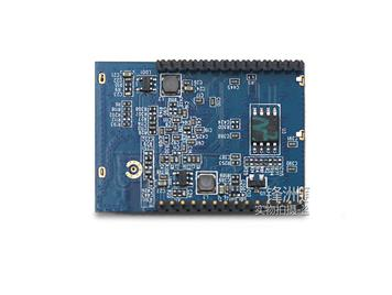 Hlk-rm04 embedded WIFI transposed wireless transparent transmission module single chip microcomputer uart serial port WIFI.
