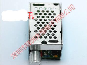 CCM5NJ PWM dc motor governor stepless speed control switch 12V24V36V60V10A reverse protection.