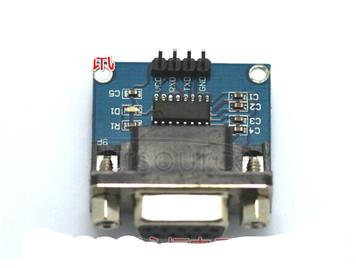 Serial module RS232 to TTL module with transceiver indicator 232 turn level module