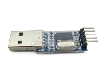 PL2303HX module STC MCU download line USB to TTL programmer 9 upgrade