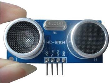 HC-SR04 ultrasonic module, ultrasonic ranging module, ranging module, ultrasonic sensor FZ-74