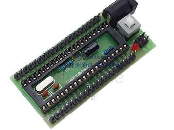 51 MCU small system board / STC89C52 development board STC small system board / development board