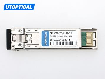 Arista Networks SFP-25G-LR Compatible 25G SFP28 1310nm 10km DOM Transceiver