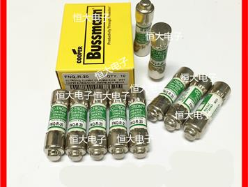 10*38MM Bussmann fnq-r-20 20A 600V ceramic fuse cc-tron fuse