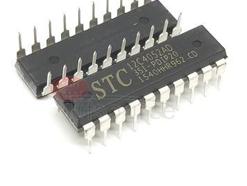 STC12C4052AD-35I-PDIP20