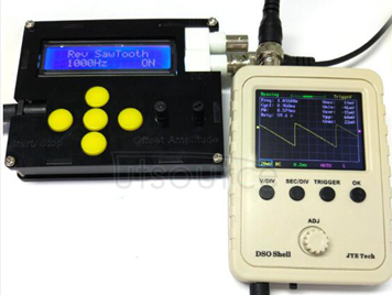 Shell oscilloscope suite DSO150 upgrade version of electronic training teaching DIY suite