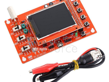 DSO138 digital oscilloscope suite engineering and DIY project 17 dso oscilloscope