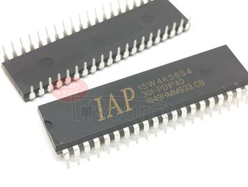 IAP15W4K58S4-30I-PDIP-40