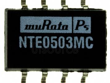 NTE0503MC CONV DC/DC 1W 5VIN 3.3V SGL 1KV