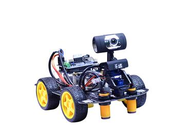 Arduino Uno R3 Wireless Video Robot (Italy origin main board)