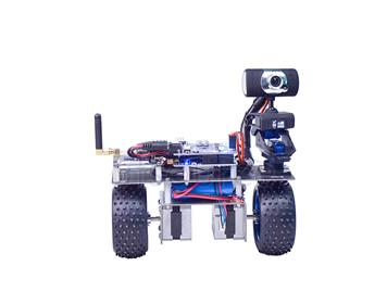 STM32 Wifi Video Robot