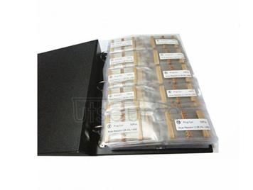 1/8W 1R to 1M 5% Carbon Film Resistor Package, Sample Book, 127 kinds each 10pcs Total 1270pcs