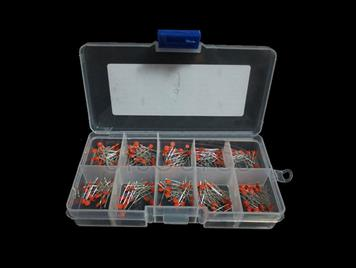 50V Ceramic Capacitor Package, 40 kinds each 20pcs Total 800pcs