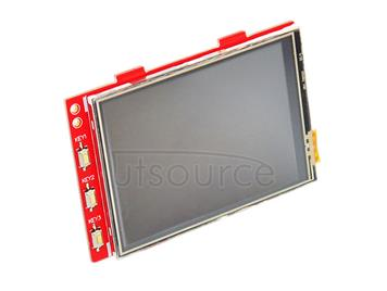 Touch screen shield for Raspberry Pi 3/2  3.2 inch Raspberry Pi 3 Model B LCD display