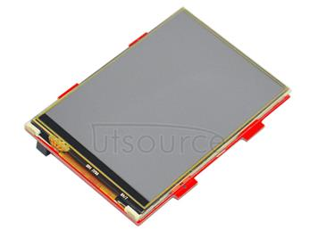New 3.5inch TFT Touch shield for RPI 320x480 Ultra-HD LCD display