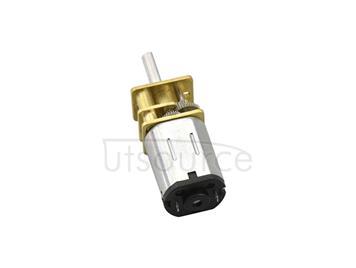12GFN20 DC6V/15000RPM  speed ratio 1:30   shaft length 3*10   OUTPUT 500RPM