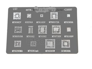 G1037 MIK. Mi series < 15 > mobile phone hushan net steel network