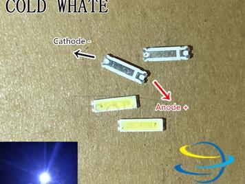 Lextar LED Backlight 1W 7020 6V Cool white 80LM LCD Backlight for TV TV Application