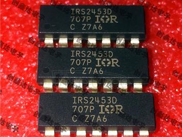 IRS2453D IR2453DPBF IRS2453DPBF Self-excited Full-Bridge Driver IC Chip IC