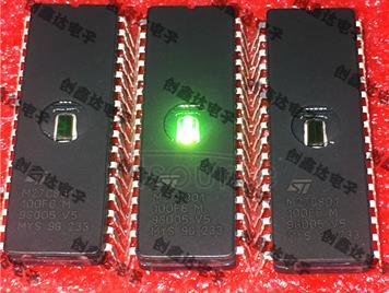 M27C801-100F6 M27C801-100F6L EPROM MCU chip storage IC