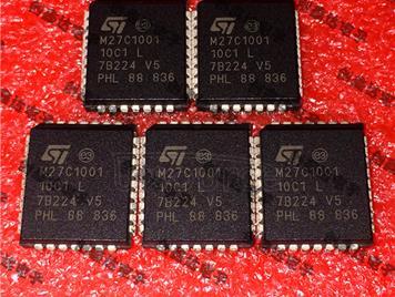 M27C1001-10C1 M27C1001-10C1TR 1M EPROM integrated circuit single chip storage IC