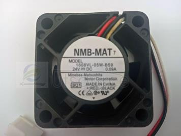 Original NMB fan 1608VL-05w-B59