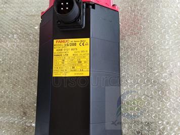 Used Fanuc A06B-0127-B075 Servo Motor In Good Condition