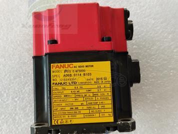 Used Fanuc A06B-0114-B103 Servo Motor In Good Condition