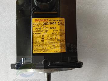 FANUC A06B-0102-B580 Servo Motor